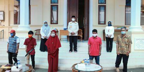 Gubernur Banten : Tugas Kita Untuk Membantu Dan Memberdayakan Penyandang Disabilitas