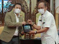 Dikunjungi BKSAP, Pemprov Minta Dukungan Pulihkan Ekonomi Dampak Pandemi