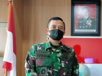 Kapendam Jaya Himbau  Personel Satgas dan Wartawan di Lokasi TMMD Ke 111 Tetap Patuhi Prokes Covid-19