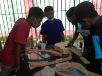 Lapas Rangkasbitung Gelar Workshop Gitar Guna Menghadapi Animo Masyarakat