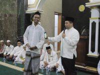 Sosialisasikan Program Sholat Jamaah Di Masjid, Wali Kota Roadshow ke Ciledug
