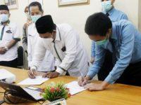 Program Tuntaskan Penyakit Mata Katarak, RS. Mata Achmad Wardi Dengan BAZNAS Adakan Mou