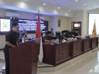 DPRD kota Tangerang Apresiasi Upaya Pemkot Terkait Rancangan Perubahan APBD