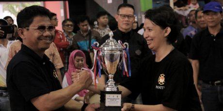 Wakil Buka Kejuaraan Nasional Kempo ke III