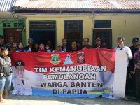 Puluhan Warga Banten di Pengungsi Papua Dipulangkan Pemprov Banten