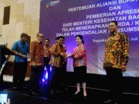 Terapkan KTR, Kota Tangerang Raih Pastika Parama dari Kemenkes
