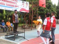 Begini Pesan Wakil Kepada Peserta Seleksi Paskibraka Kota Tangerang