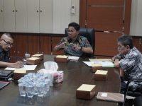 Dialog Ala Sachrudin  dalam Percepatan Pengerjaan Jalan Sisi Mookervart