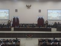 DPRD Banten Terima Nota Pengantar Raperda Pertanggungjawaban Pelaksanaan APBD 2018