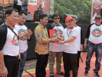 Sekolah Menengah Kejuruan Negeri (SMK N) 4 Kota Tangerang menggelar acara Reuni Akbar STM 80/SMKN 4 kota Tangerang tahun 2017.