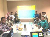 Fakultas Ekonomi Dan Bisnis Dampingi 4 Kepala Desa Di Kegiatan TOT