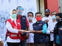 HUT PMI, Walikota Pastikan Stok Darah di Tangsel Aman