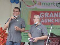 Yayasan Irsyadul 'Ibad Lauching i-Mart, Sajikan Belanja Murah, Mudah dan Berkah