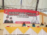 Polda Banten Gelar Test Psikologi Gelombang I Bintara Polri dan Kompetensi Khusus TA 2020