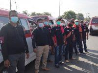 Komonitas Anduk Merah Indonesia(kami) Tata Angkot di Jalur (c) PT Nikomas Gemilang