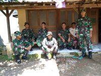 Keakraban Dan Kekeluargaan Yang Hangat dan Harmonis Antara TNI dan Masyarakat