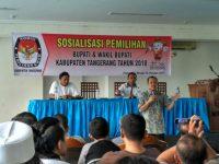 Tingkatkan Partisipasi Pemilih Pilkada 2018, KPU Gencarkan Sosialisasi