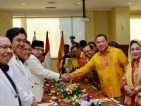 Ketua DPW Partai Berkarya Banten Turut Hadiri Silaturohim Kesepahaman Politik Dengan PKS Di Jakarta