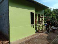 Rumah Bapak Sulkan Setelah Di Renofasi Satgas TMMD
