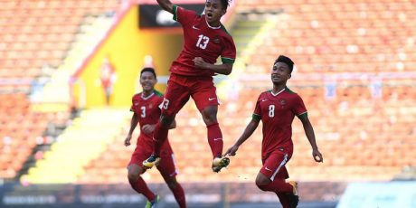 Respons Febri Hariyadi soal Gol Jarak Jauh ke Gawang Kamboja