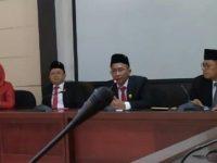 Seluruh Anggota Dewan Kota Tangerang Sumbangkan Sebulan Gajinya
