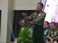 Panglima TNI Jenderal Gatot Nurmantyo : Mutasi 91 Perwira