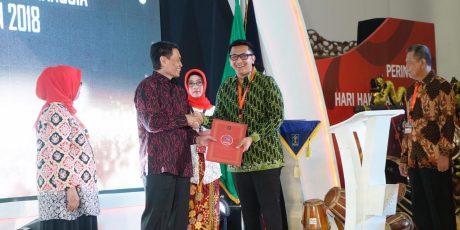 Ke 3 Kali nya, Kabupaten Pandeglang Raih Penghargaan Kabupaten Peduli HAM