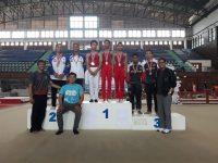 Kota Tangerang Raih Juara Umum Dua Kejuaraan Senam  Jakarta Open 2019