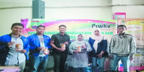 KKM 51 UNSERA Membangun Banten Lewat Kreativitas UKM