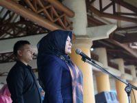 Hari Amal Bhakti Kementerian Agama, Bupati Irna : Umat Rukun Indonesia Maju