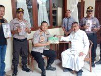 Polda Banten Laksanakan Pengamanan Pada Perayaan Paskah
