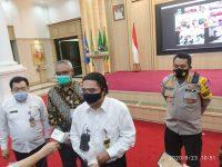 Setda Provinsi Banten Serahkan Secara Simbolis BSU BPJAMSOSTEK