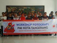Relawan PMI Kota Tangerang Belajar Dunia Fotografi & Jurnalistik