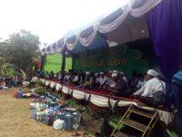 Ribuan Jamaah Hadiri Istigotsah Kubro Di Gunungkencana