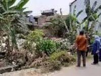 UPTD pengelolaan sampah wilayah II Bersama Warga Kelurahan Warnasari Akan Bersihkan Tumpukan Sampah Sudah Menahun