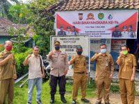 Cegah Sebaran Covid19, Muspika Cileles Bentuk Kampung Tangguh