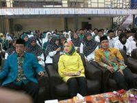Walikota Tangsel  Hadiri Pelantikan DPD PGMI