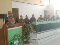 Kemenag Lebak Gelar pembinaan Laporan Dana Bos Ke Pendidikan Madrasah